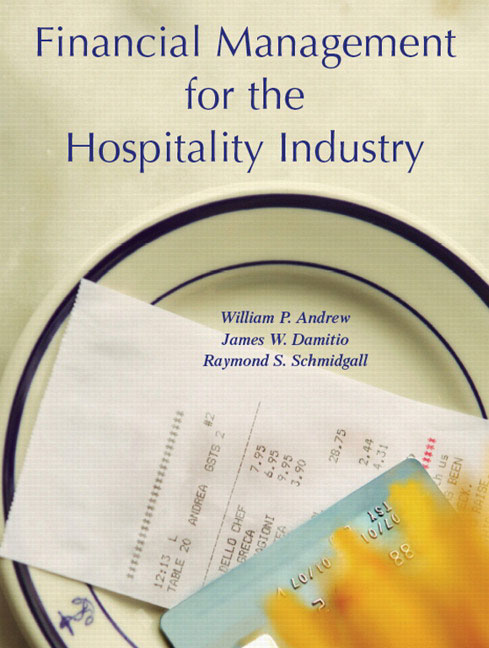 finance in hospitality management Unit 2 finance in hospitality industry assignment sample introduction the first part of this assignment focuses on the importance of various sources of finance and the impact they have on the organization as a whole.