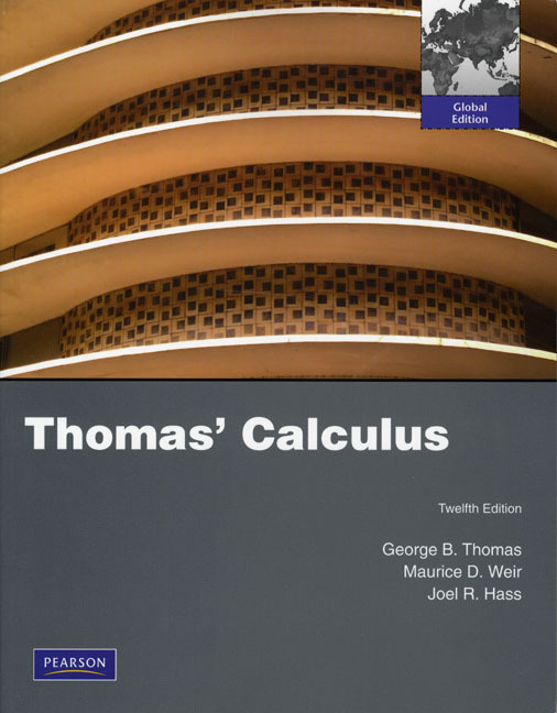 calculus early transcendentals solution manual