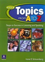 Topics A-Z Book 2 Audio CD