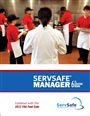 ServSafe Manager, Revised with ServSafe Exam Answer Sheet -  National Restaurant Associati - 9780133908374 - Hospitality, Travel & Tourism - Culinary Arts (154)