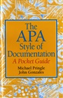 APA Style of Documentation, The
