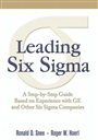 Leading Six Sigma