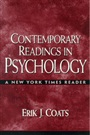 Contemporary Readings in Psychology:A New York Times Reader