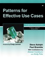 Patterns for Effective Use Cases - Steve Adolph - 9780201721843 - Softwareentwicklung - Entwurfsmuster, Patterns (112)
