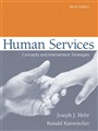 Human Services:Concepts and Intervention Strategies - Joseph Mehr - 9780205381210