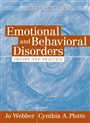 Emotional and Behavioral Disorders:Theory and Practice - Jo Webber - 9780205410668 - Education - Special Education