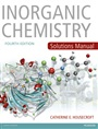 Inorganic Chemistry Solutions Manual