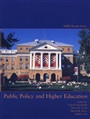 ASHE READER:PUBLIC POLICY AND HIGHER EDUCATION