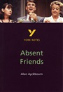 Absent Friends - Nicola Alper - 9780582382305 - York Notes (58)