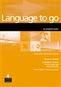 Language to go Elementary Teacher's Resource Book - Simon Le Maistre - 9780582404144 - General English Courses - Adult (118)