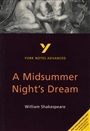 A Midsummer Night's Dream: York Notes Advanced - Michael Sherborne - 9780582424487 - York Notes (95)