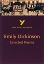 Selected Poems of Emily Dickinson: York Notes Advanced - E. Dickinson - 9780582424821 - York Notes (98)