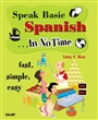 Speak Basic Spanish In No Time - Larry Rios - 9780789732231 - General Interest (78)