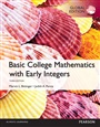 Basic College Maths with Early Integers, Global Edition