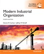 Modern Industrial Organization, Global Edition - Dennis W. Carlton - 9781292087856 - Economics - Industrial Economics (117)