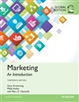 Marketing: An Introduction plus MyMarketingLab with Pearson eText, Global Edition