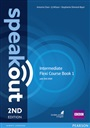 Speakout Intermediate 2nd Edition Flexi Coursebook 1 Pack