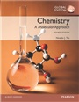 Chemistry: A Molecular Approach plus MasteringChemistry with Pearson eText, Global Edition