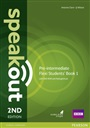 Speakout Pre-Intermediate 2nd Edition Flexi Students' Book 1 Pack