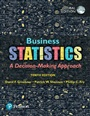 Business Statistics plus Pearson MyLab Statistics with Pearson eText, Global Edition - David F. Groebner - 9781292220529 - Decision Sciences - Business Statistics/Quantitative Methods (183)
