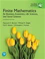 Finite Mathematics for Business, Economics, Life Sciences, and Social Sciences, Global Edition