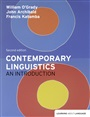 Contemporary Linguistics - Francis Katamba - 9781405899307 - Linguistics - Introduction to Linguistics (102)