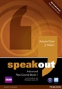Speakout Advanced Flexi Course Book 1 Pack