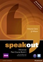 Speakout Advanced Flexi Course Book 2 Pack