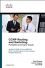 CCNP Routing and Switching Portable Command Guide - Scott Empson - 9781587144349 - Zertifizierung - Cisco Certification CCNP (124)
